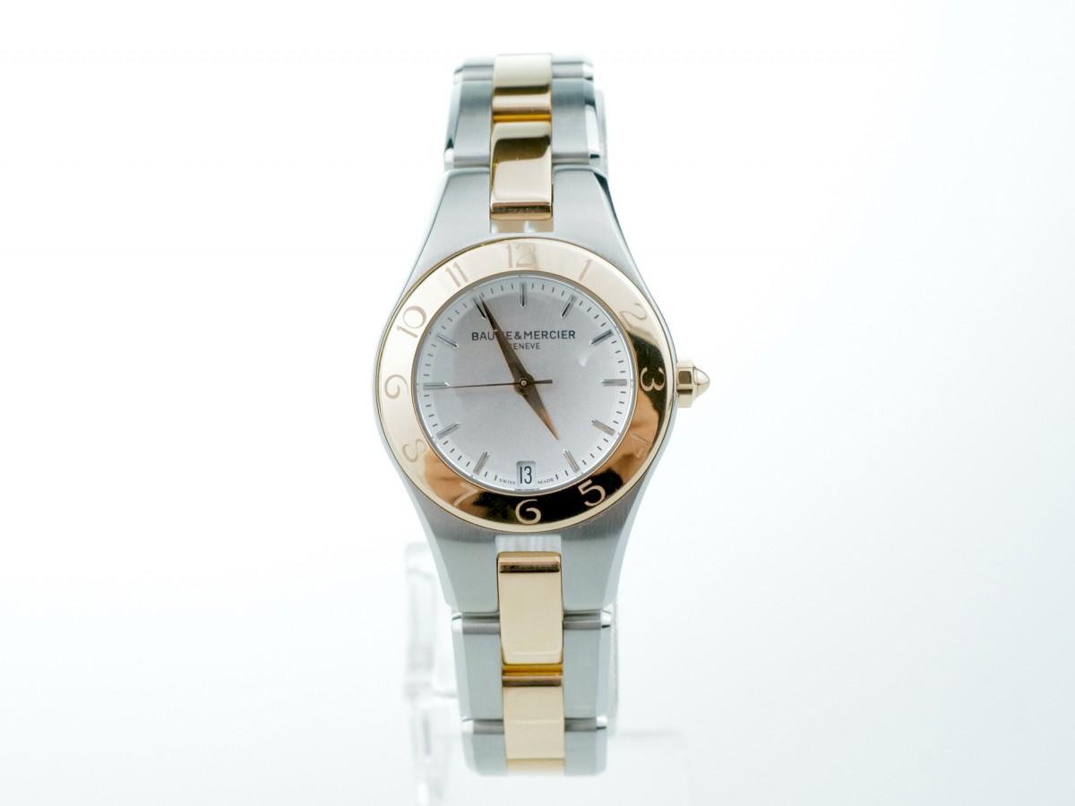 Швейцарские часы Baume & Mercier Linea MOA10015 27 mm