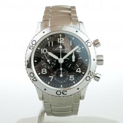 Швейцарские часы Breguet Type XX Aeronavale Flyback Chronograph