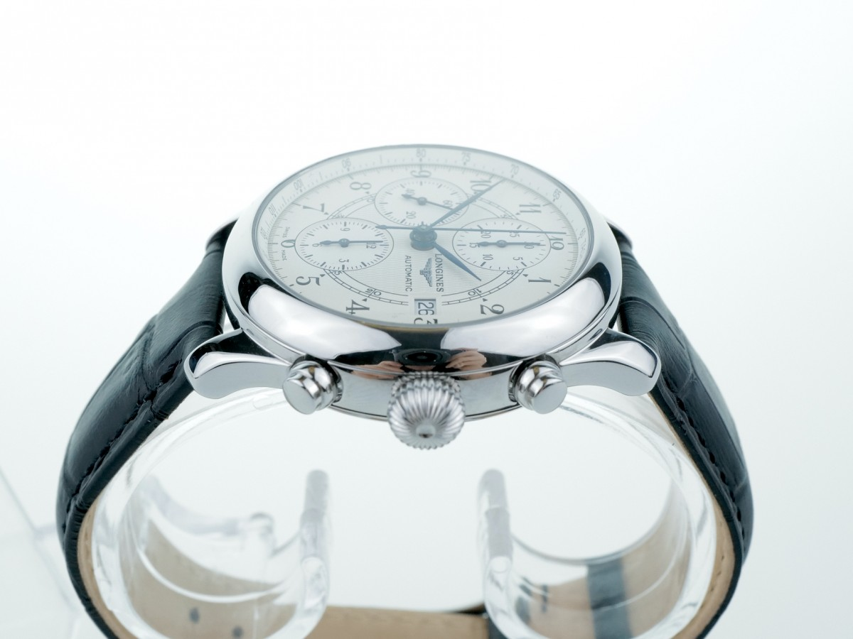 Швейцарские часы Longines 130th Anniversary Chronograph