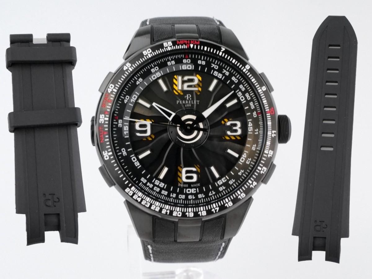Швейцарские часы Perrelet Turbine Pilot A1086/1A