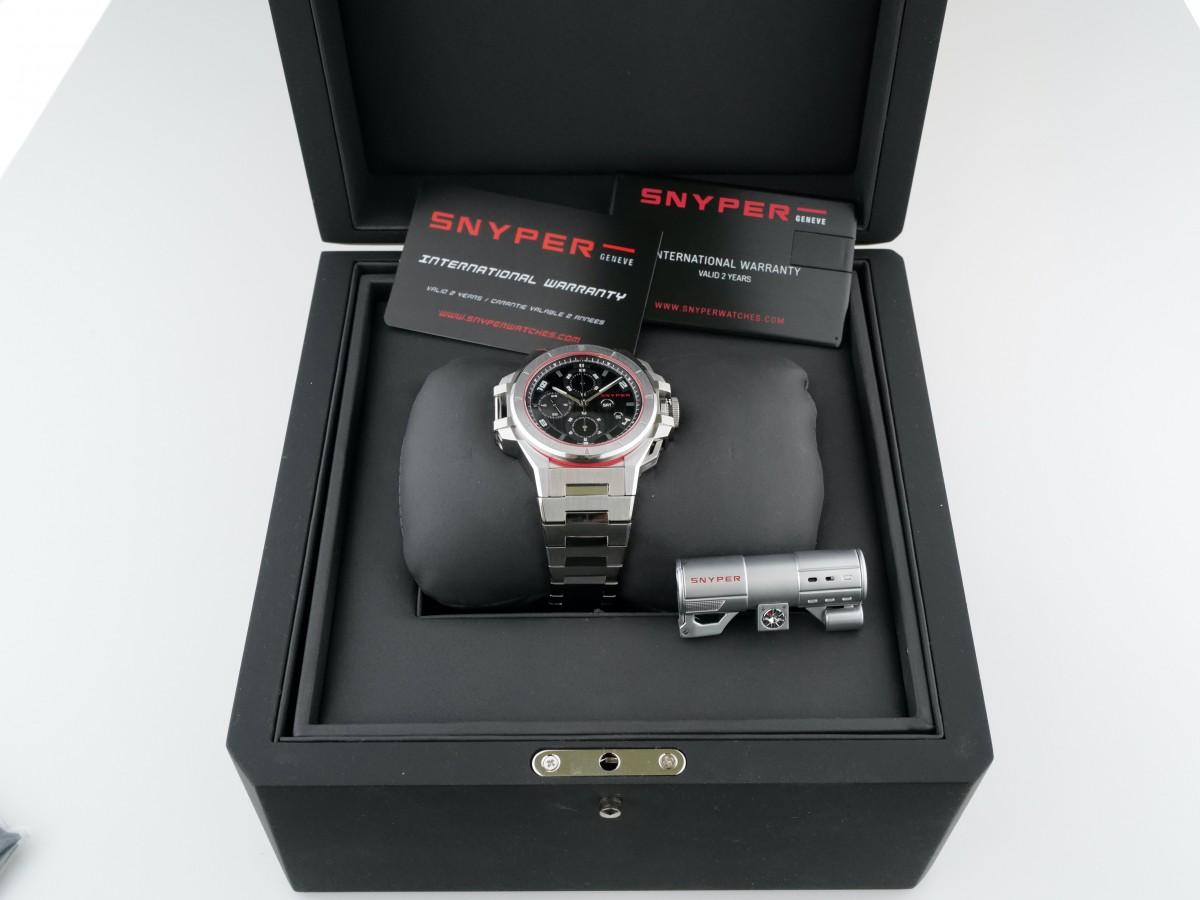 Швейцарские часы Snyper Ironclad Chronograph