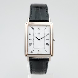 Швейцарские часы Baume & Mercier Hampton 18K White Gold Quartz