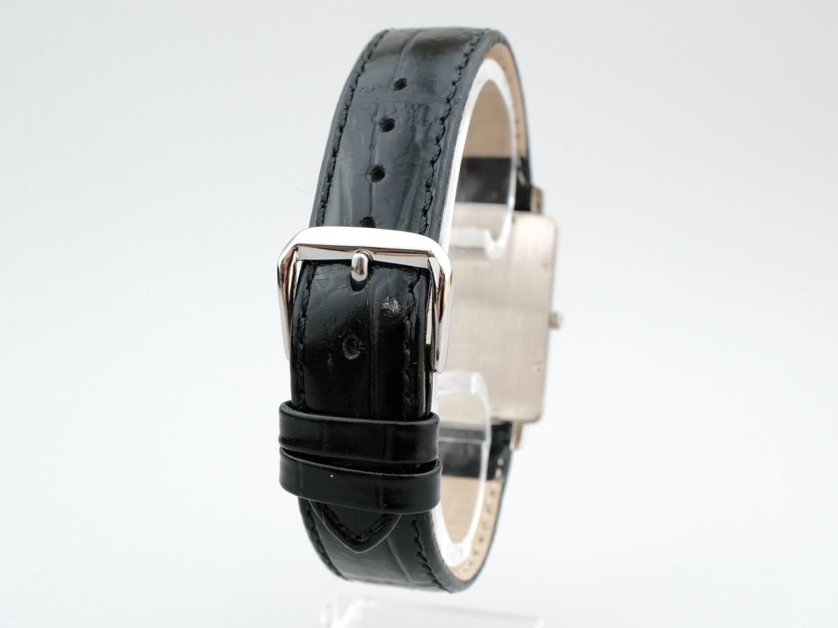 Швейцарские часы Baume & Mercier Hampton 18K White Gold Quartz