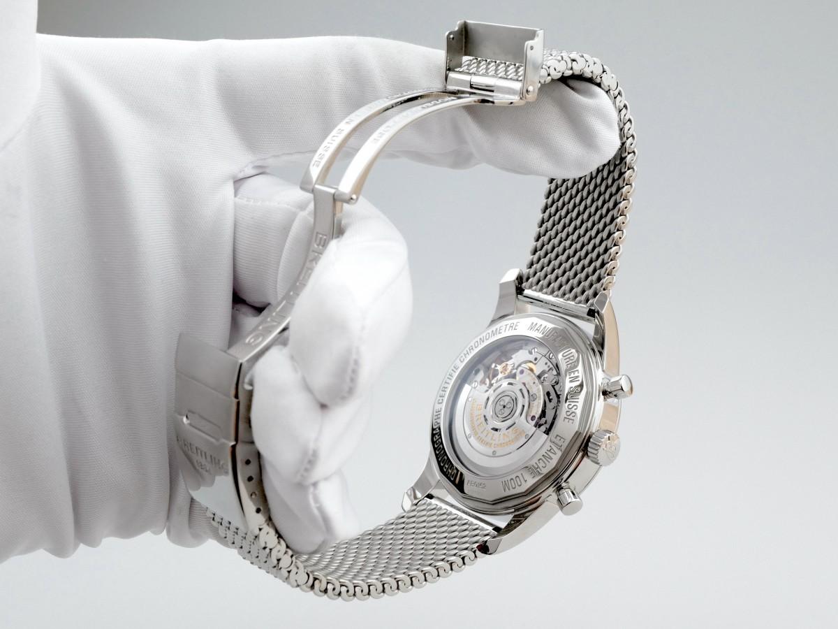 Швейцарские часы Breitling Transocean Chronograph