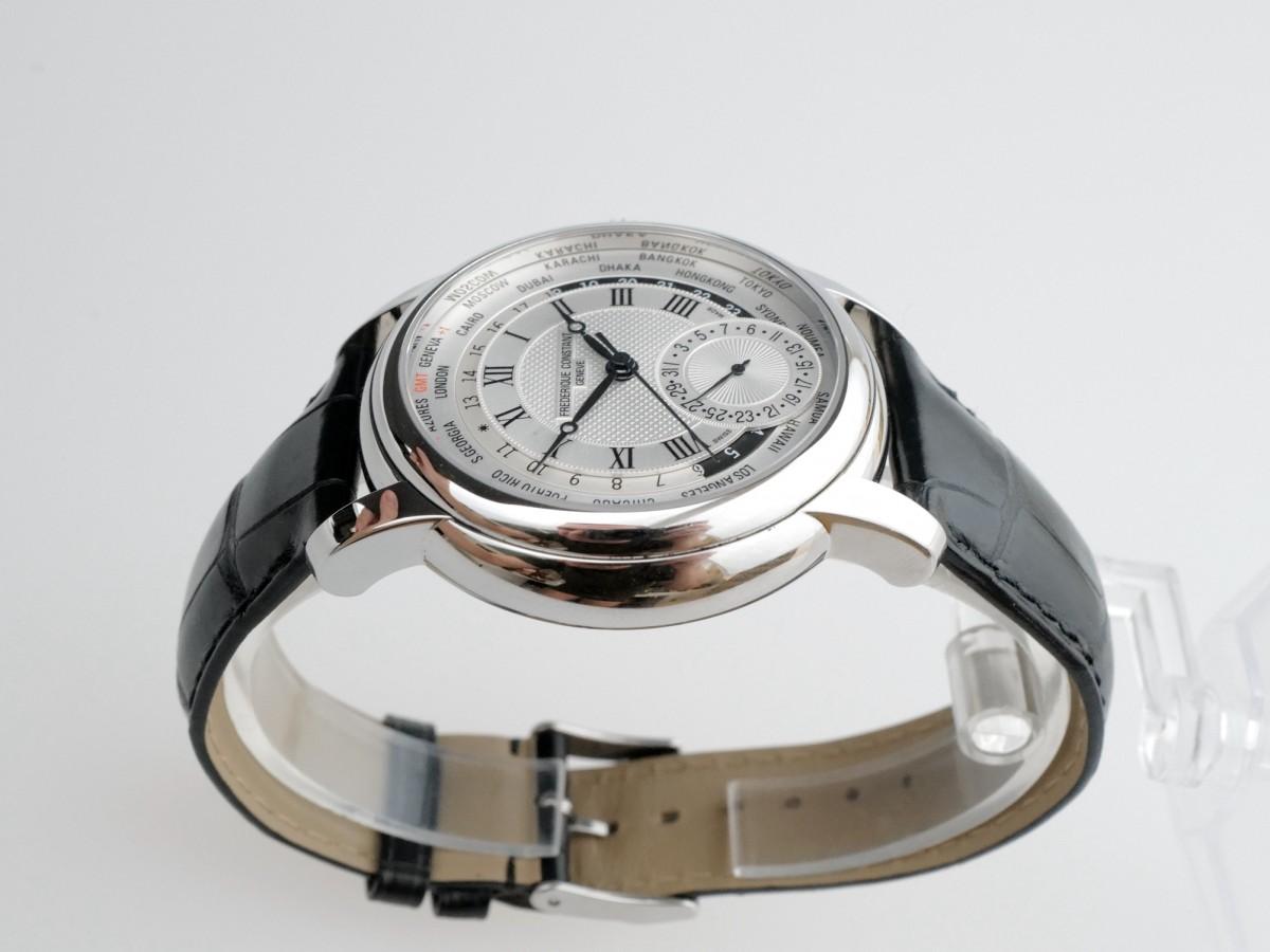 Швейцарские часы Frederique Constant Worldtimer