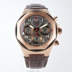 Швейцарские часы Girard Perregaux Laureato EVO3 18K Rose Gold