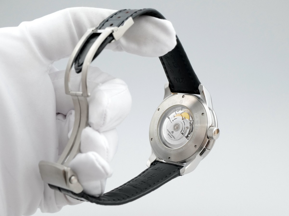 Швейцарские часы Maurice Lacroix Pontos Decentrique GMT