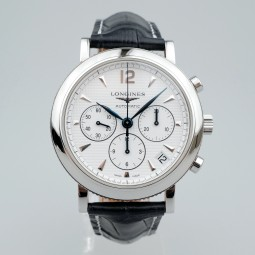Швейцарские часы Longines Heritage Clous De Paris 44 mm