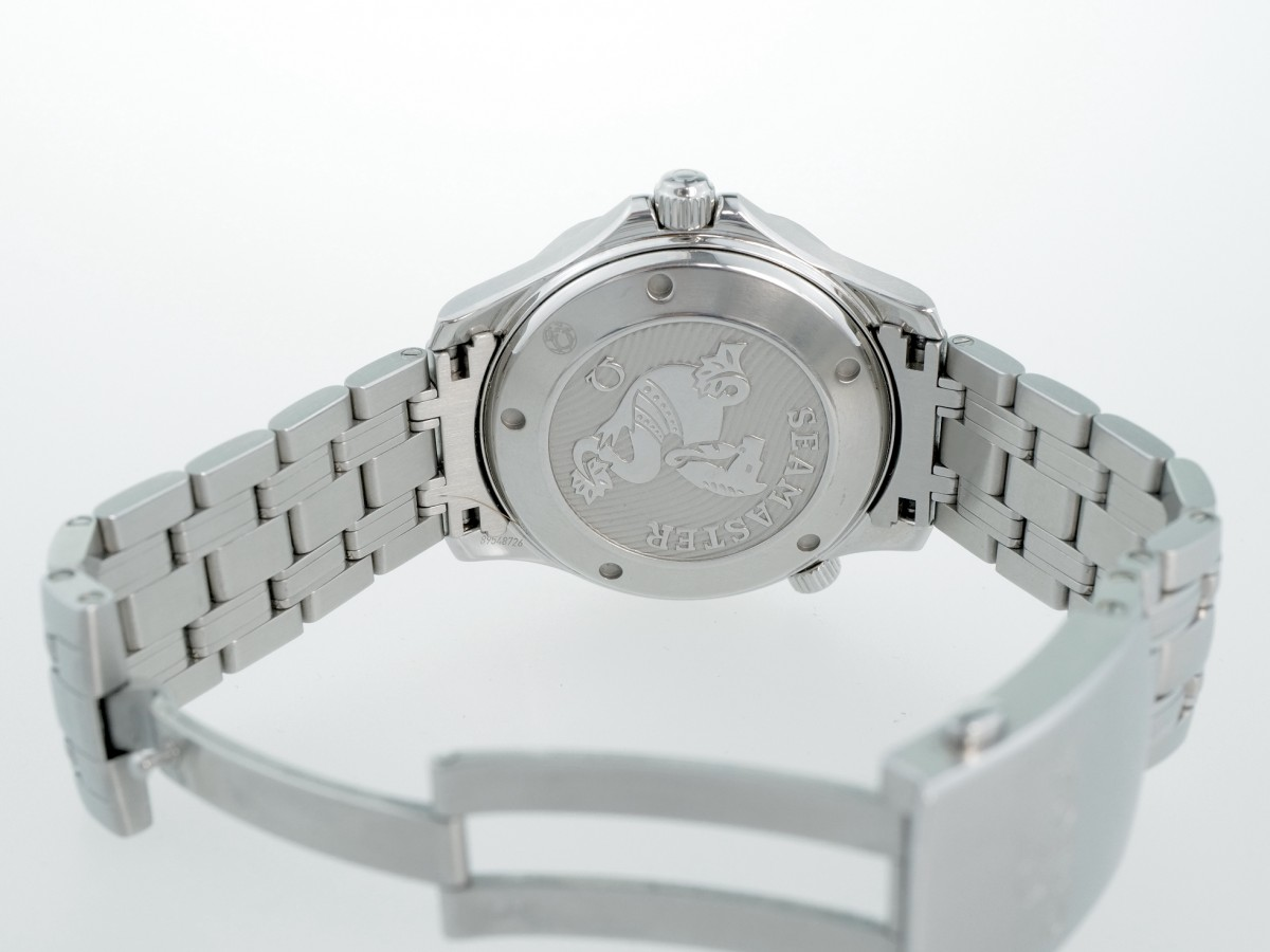 Швейцарские часы Omega Seamaster Diver 300m Co‑Axial 41mm Black Ceramic