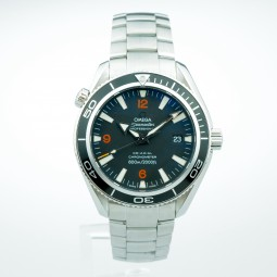 Швейцарские часы Omega Seamaster Planet Ocean 600mt 42 mm
