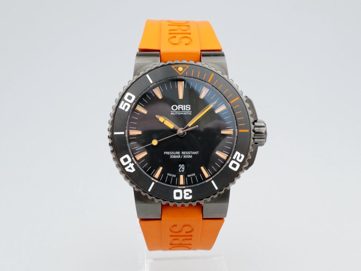 Швейцарские часы Oris Aquis Date 43mm