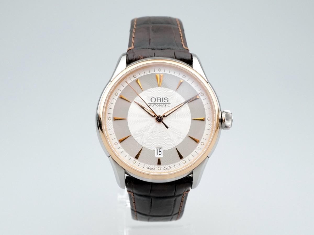 Швейцарские часы Oris Artelier Date