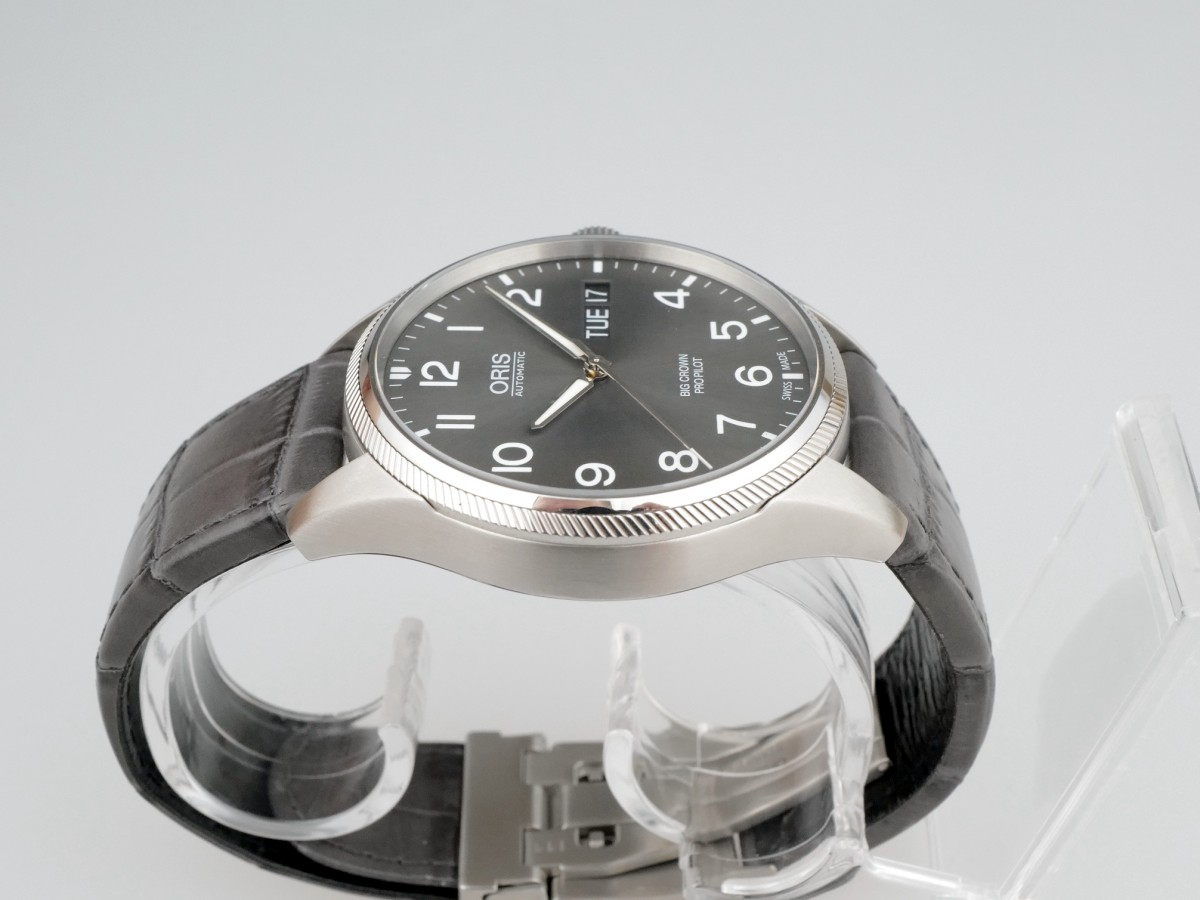 Швейцарские часы Oris Big Crown Propilot Day Date