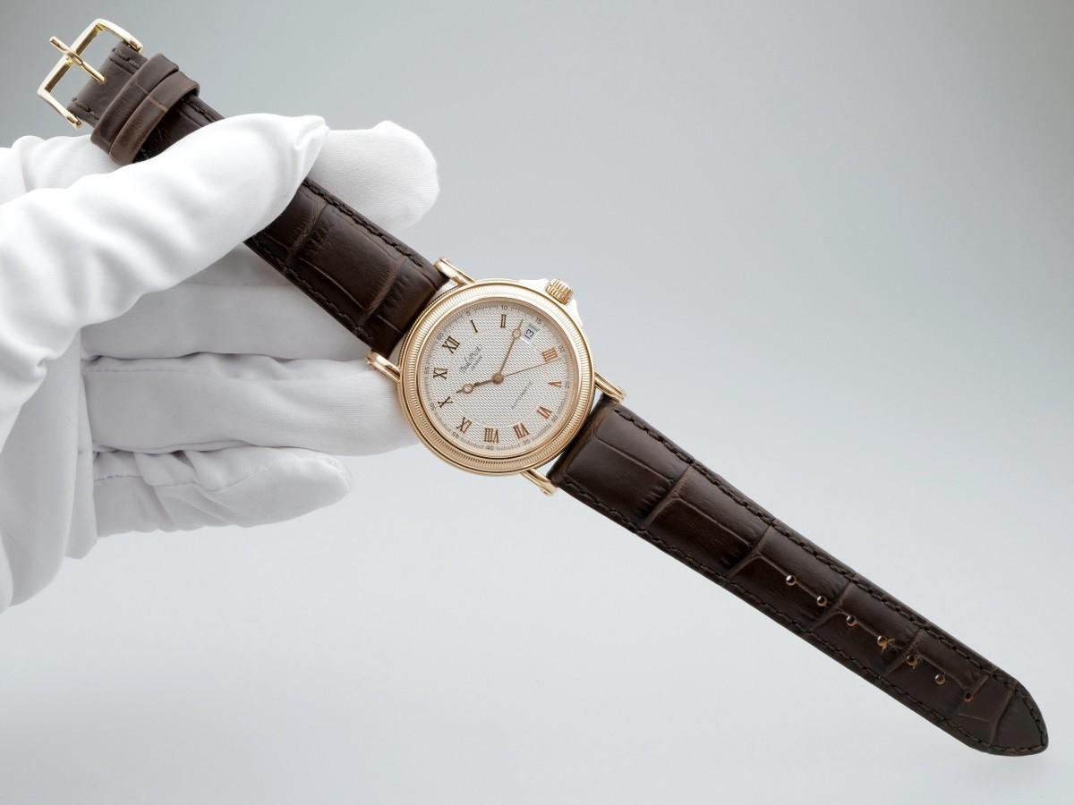 Швейцарские часы Paul Picot Atelier Classic 18K Gold