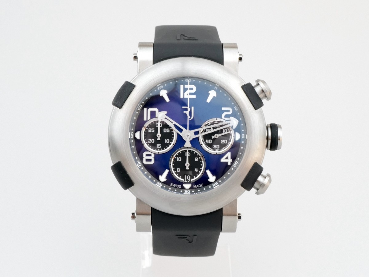 Швейцарские часы Romain Jerome Arraw Marine Blue Dial