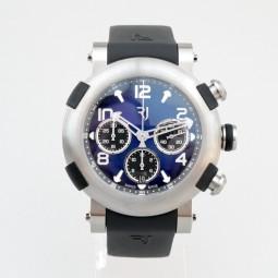 Швейцарские часы Romain Jerome Arraw Marine Blue Dial