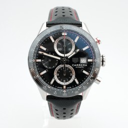 Швейцарские часы TAG Heuer Carrera Calibre 16 Chronograph