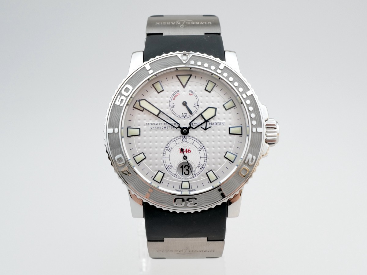 Швейцарские часы Ulysse Nardin Maxi Marine Diver 263-33