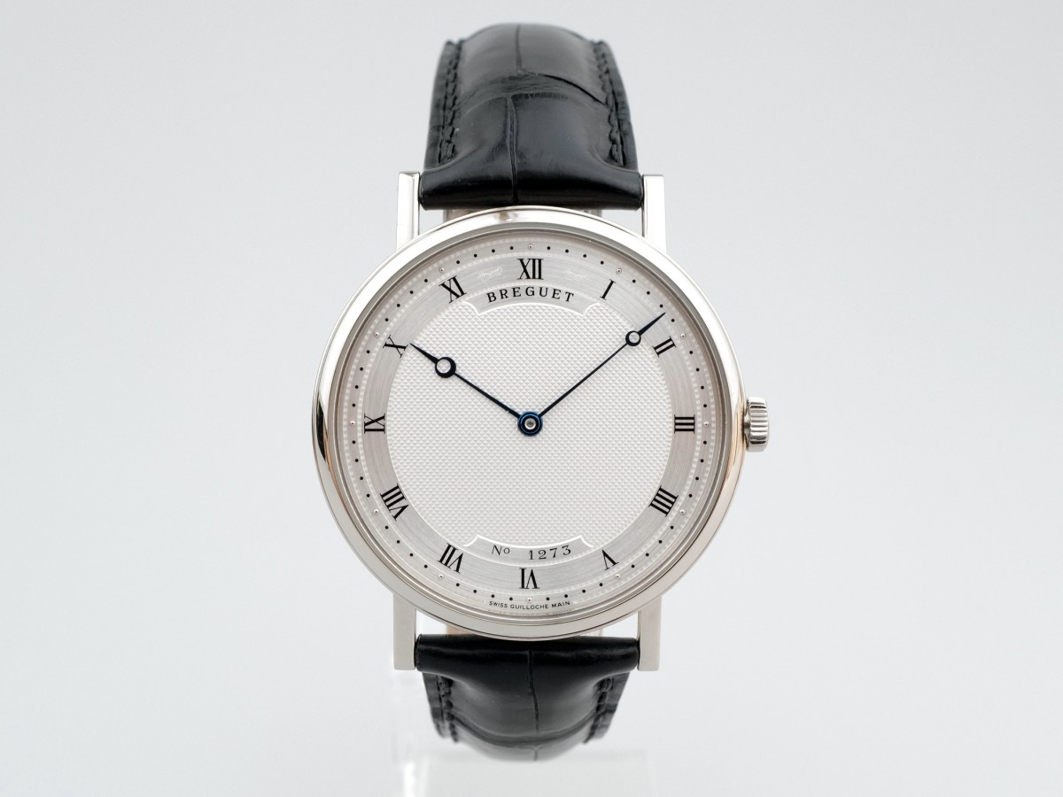 Швейцарские часы Breguet Classique Ultra Slim  White Gold 5157