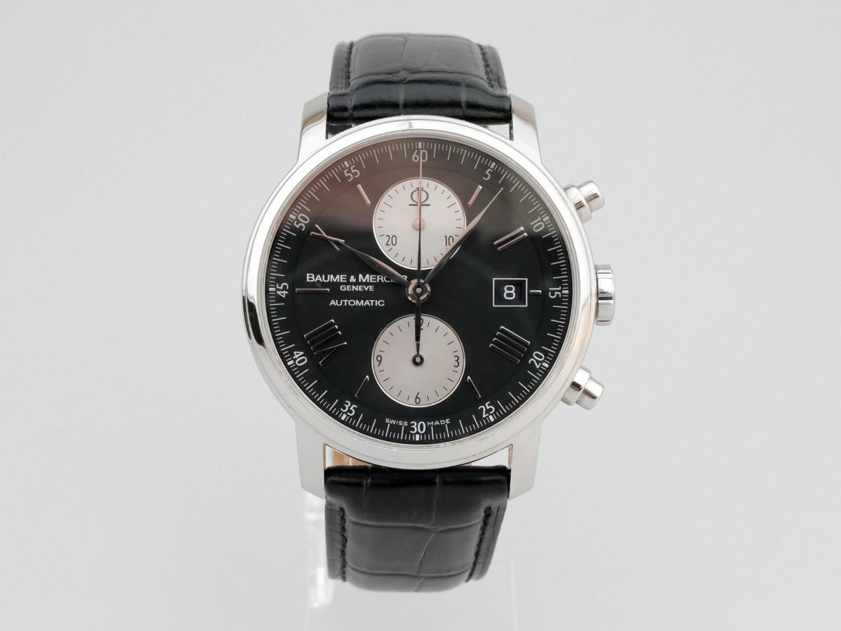 Швейцарские часы Baume & Mercier Classima Chronograph XL 65591