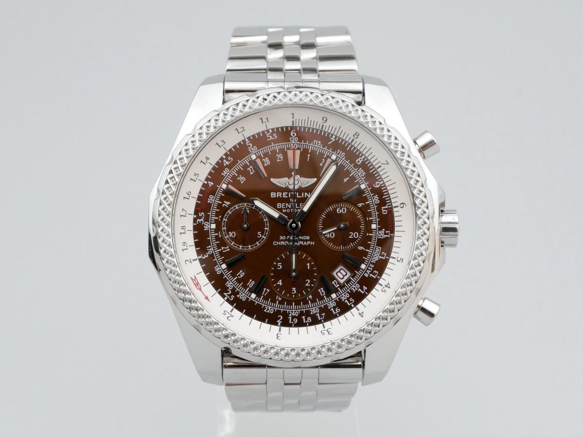Швейцарские часы Breitling Bentley Motors Chronograph 48 mm