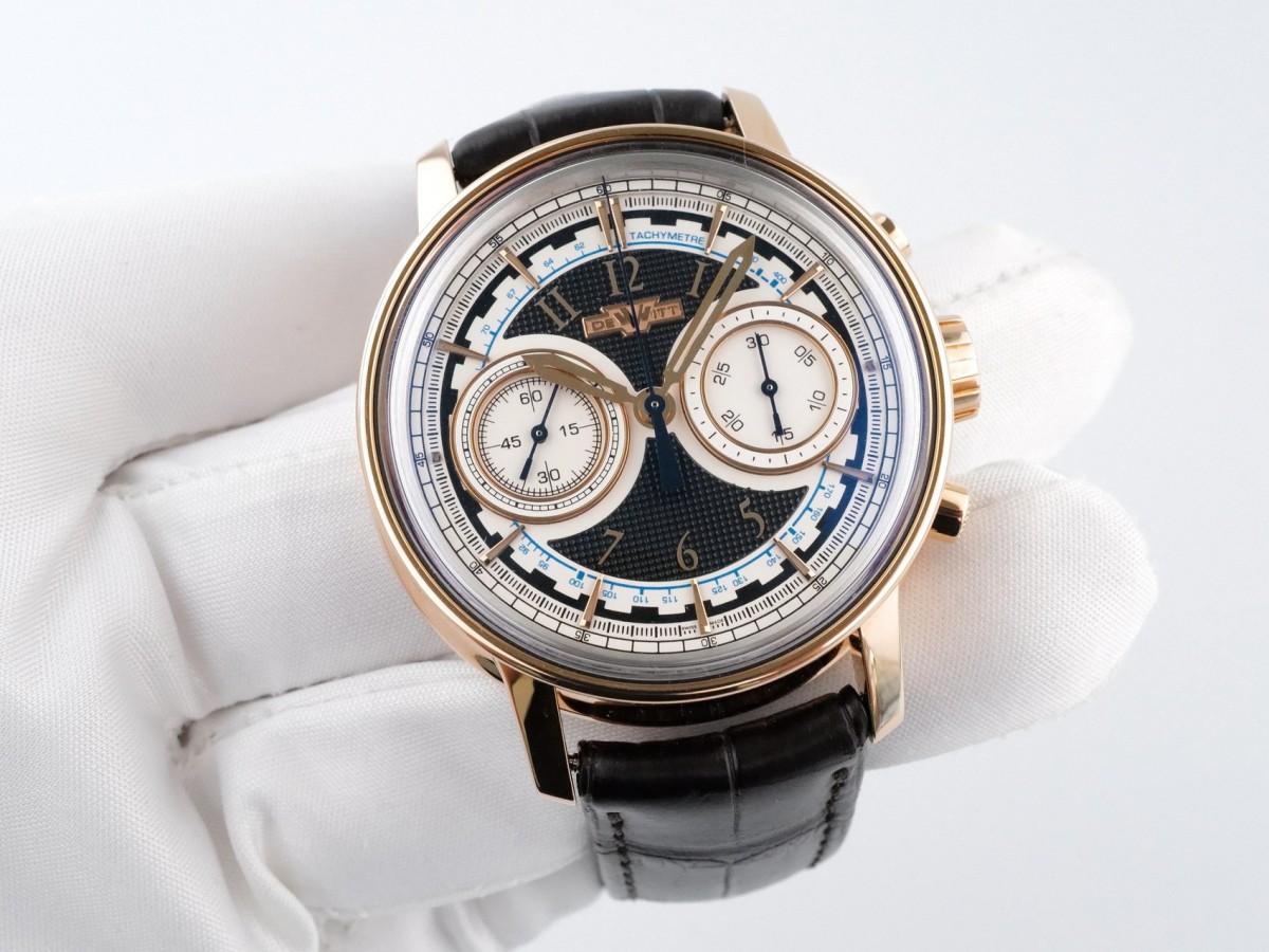 Швейцарские часы Dewitt Academia Chronostream II