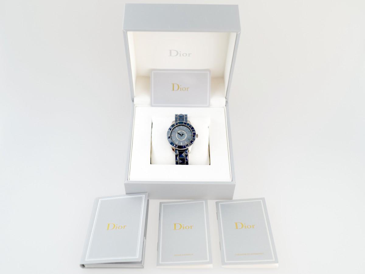 Швейцарские часы Dior Christal 38mm Automatic