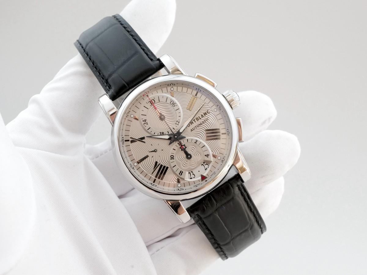 Швейцарские часы Montblanc Star 4810 Chronograph