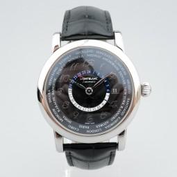 Швейцарские часы Montblanc Star World Time GMT Automatic