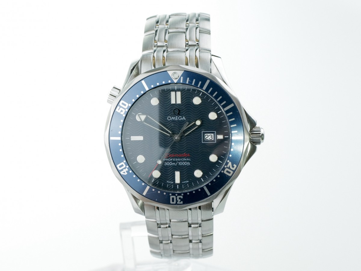 Швейцарские часы Omega Seamaster Professional Diver 300m Quarz 41mm