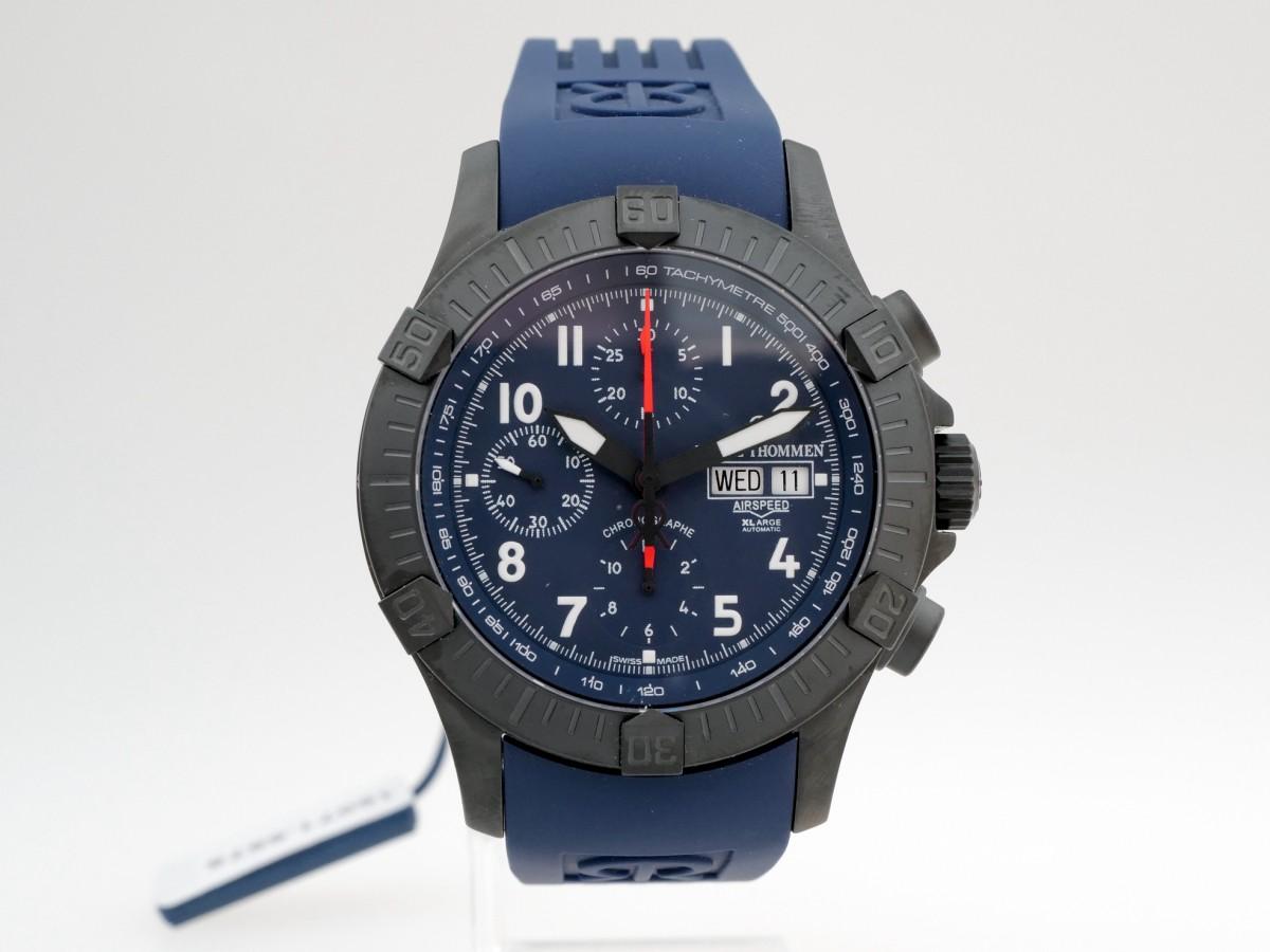 Швейцарские часы Revue Thommen Airspeed 16071.6875