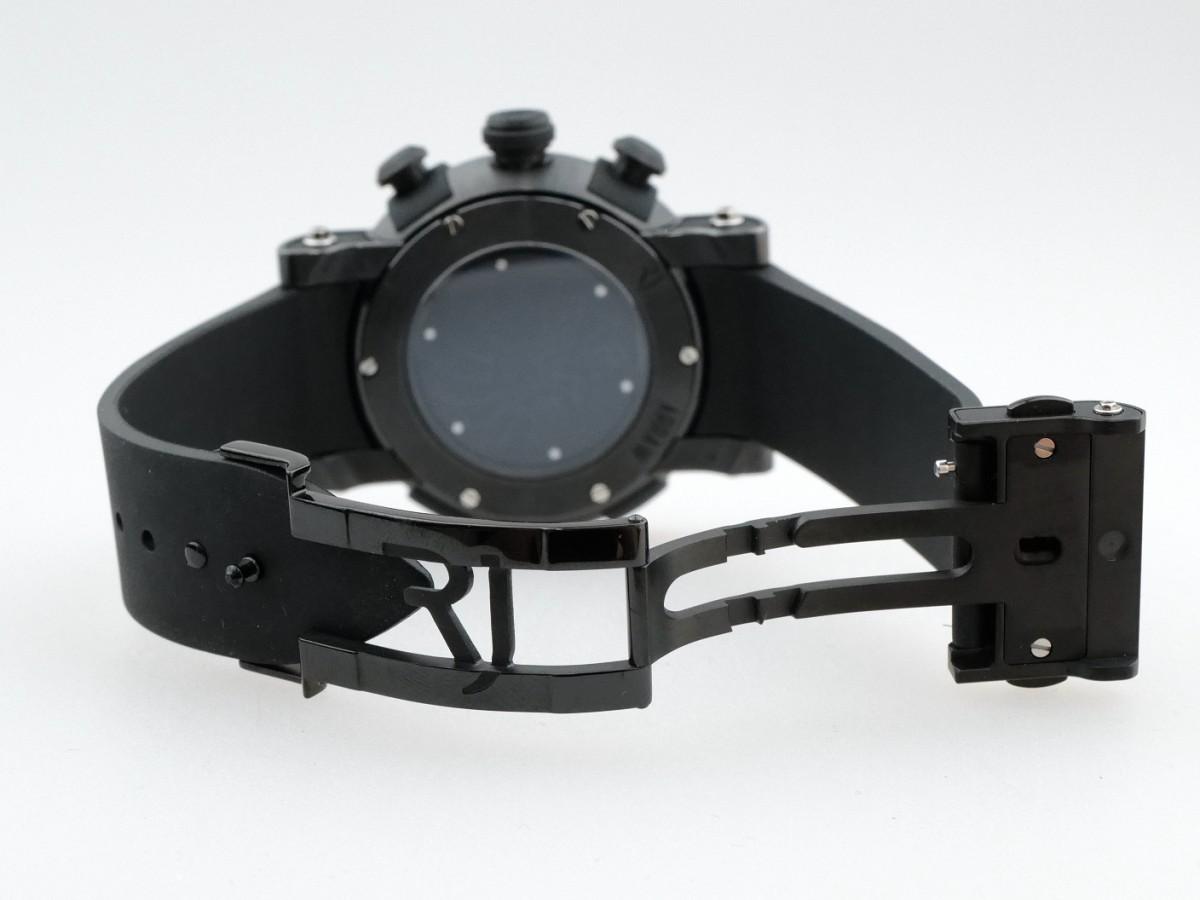 Швейцарские часы Romain Jerome Arraw Ceramic Chronograph 45mm