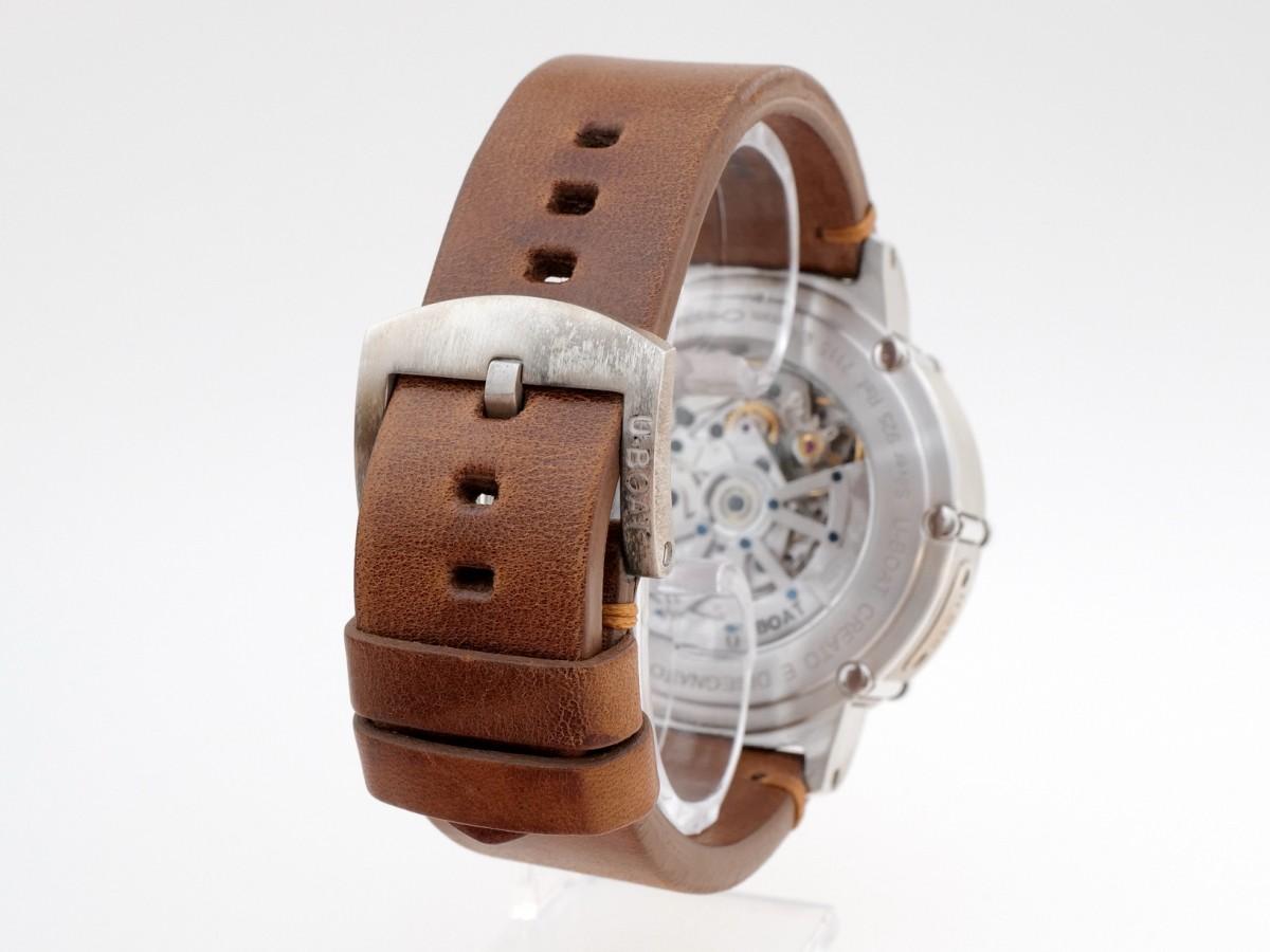 Швейцарские часы U-Boat Italo Fontana Chimera 925 Silver Chronograph