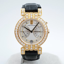 Швейцарские часы Harry Winston Premier Bi-Retrograde Day-Date