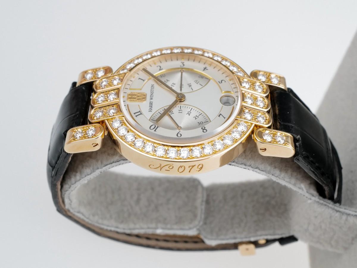 Швейцарские часы Harry Winston Premier Bi-Retrograde Day-Date