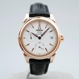 Швейцарские часы Omega De Ville Co-Axial Power Reserve 18 Rose Gold