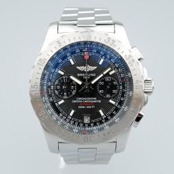 Швейцарские часы Breitling Skyracer Black Dial A2736223/B823/140A