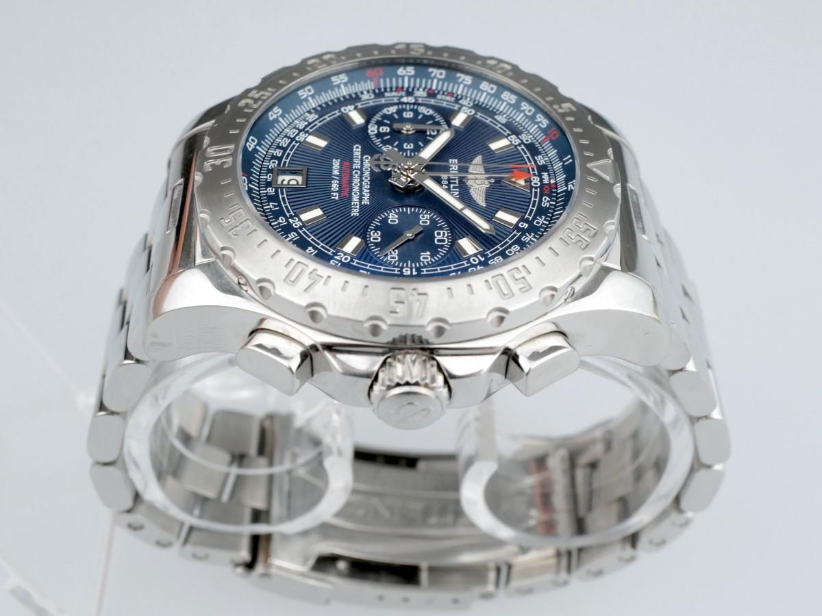 Швейцарские часы Breitling Professional Skyracer Blue Dial A2736223/C712