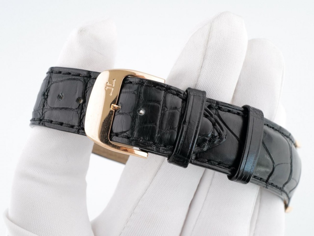 Швейцарские часы Jaeger-LeCoultre Master Chronograph RoseGold