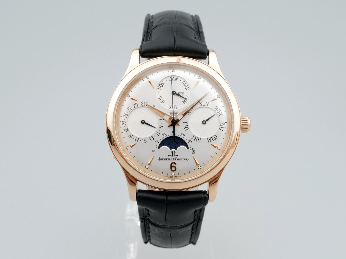 Швейцарские часы Jaeger-LeCoultre Master Control Perpetual Calendar Q149242A