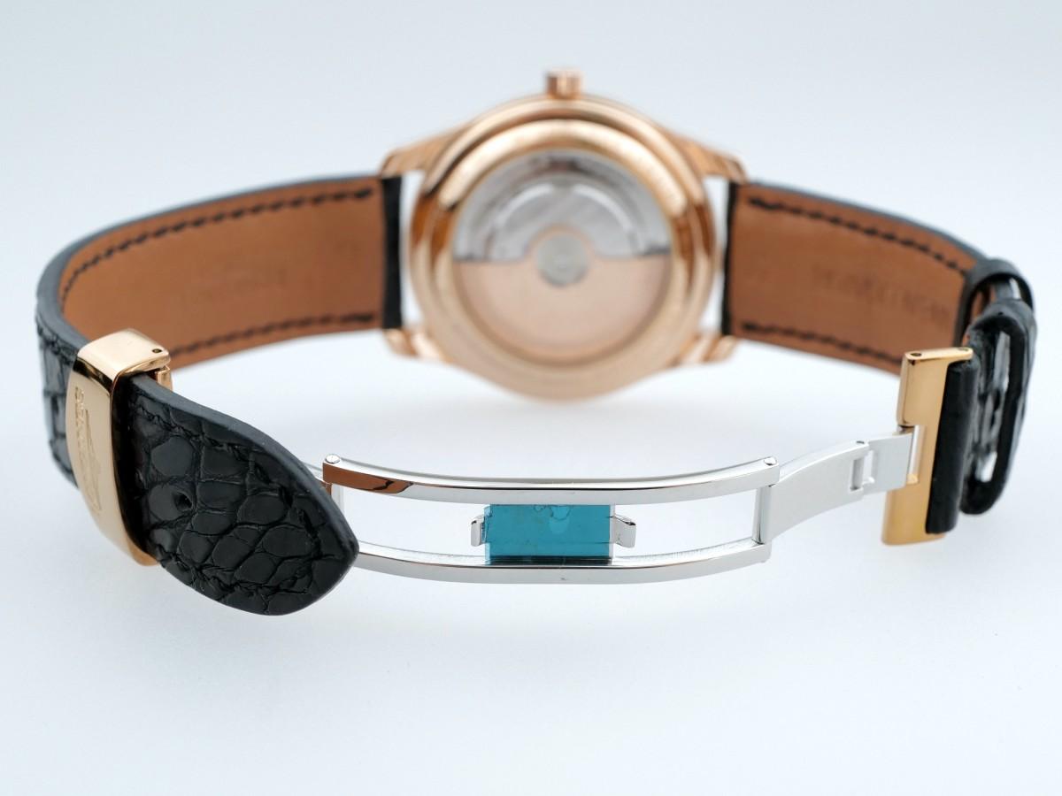Швейцарские часы Longines Master Collection Power Reserve 18K Rose Gold 42 mm