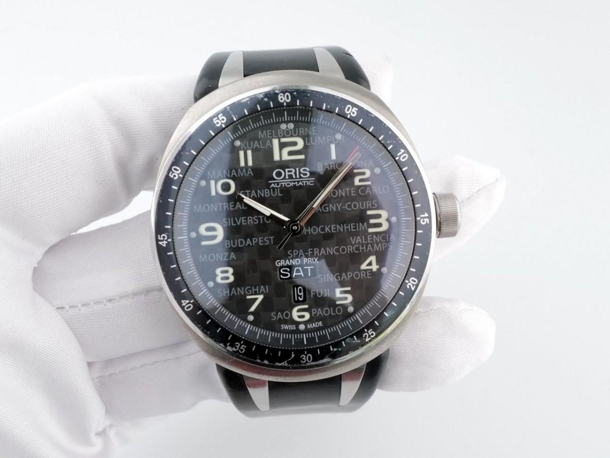 Швейцарские часы Oris TT3 Grand Prix Limited Edition