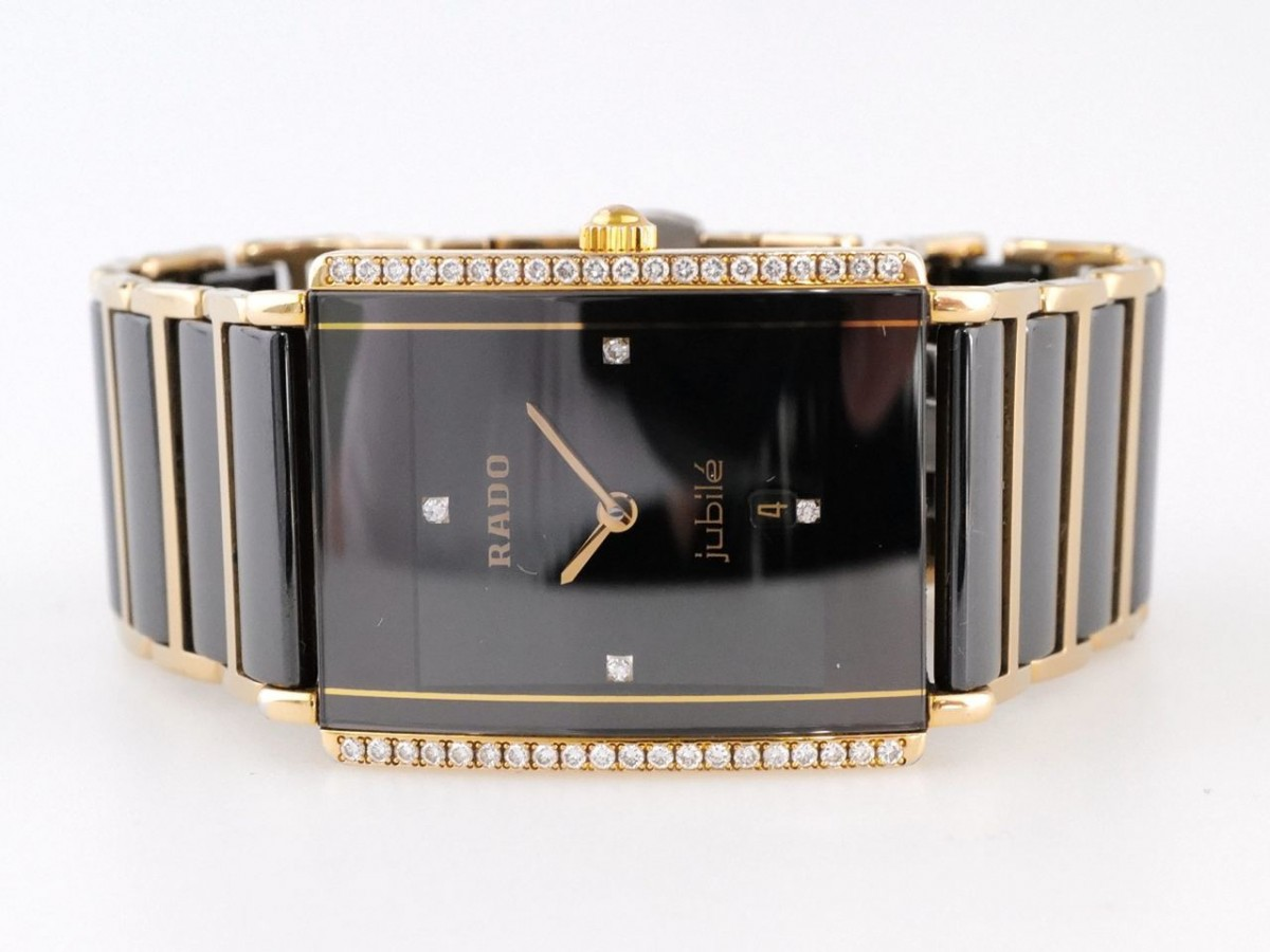 Швейцарские часы Rado Diastar Diamant