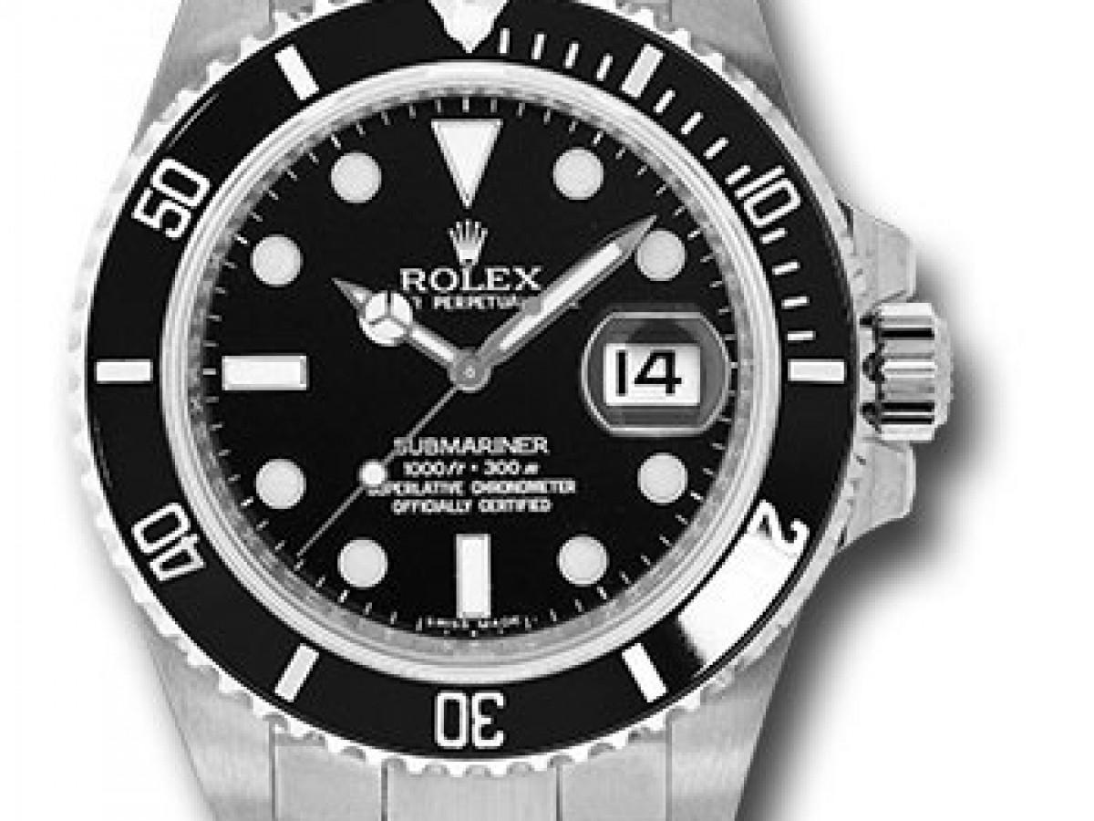 Швейцарские часы Rolex Submariner Date 40 mm 116610LN