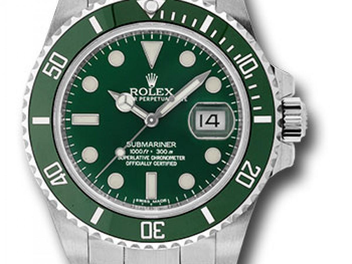 Швейцарские часы Rolex Submariner Date 40 mm 116610LV