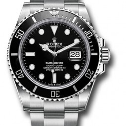 Швейцарские часы Rolex Submariner Date 41 mm 126610LN