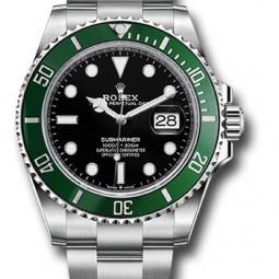 Швейцарские часы Rolex Submariner Date 41 mm 126610LV