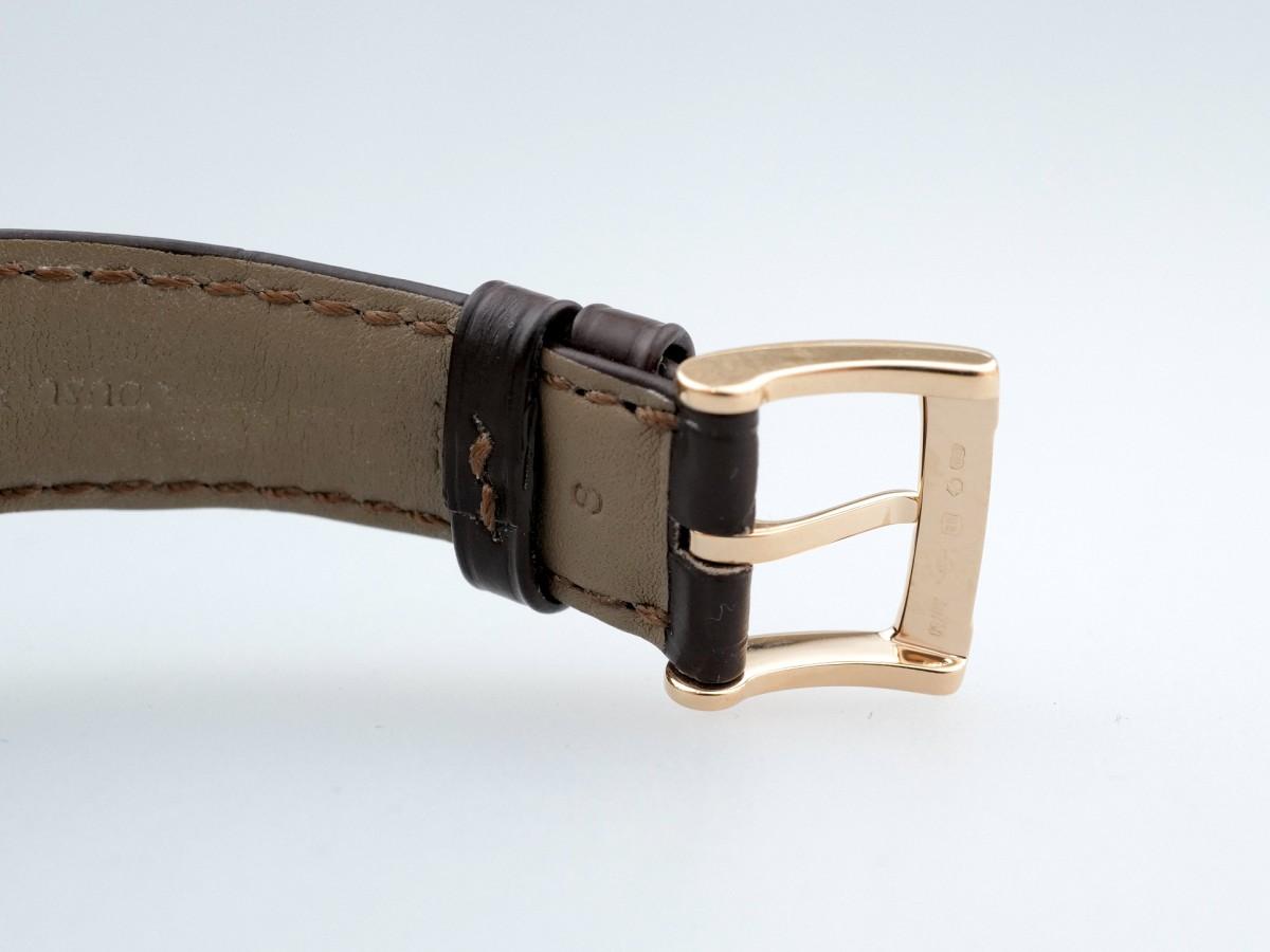 Швейцарские часы Ulysse Nardin Classico 18K Rose Gold Erotic