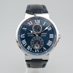 Швейцарские часы Ulysse Nardin Maxi Marine Chronometer 43mm