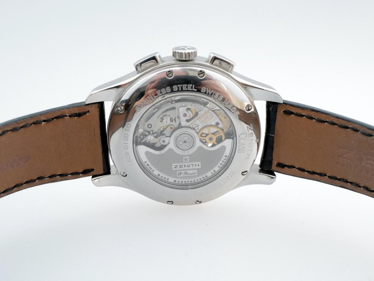 Швейцарские часы Zenith Class El Primero T Open Automatic Chronograph